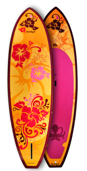PUAAWAI SURF EPX ORANGE