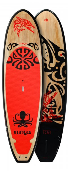 TOA WOOD RED