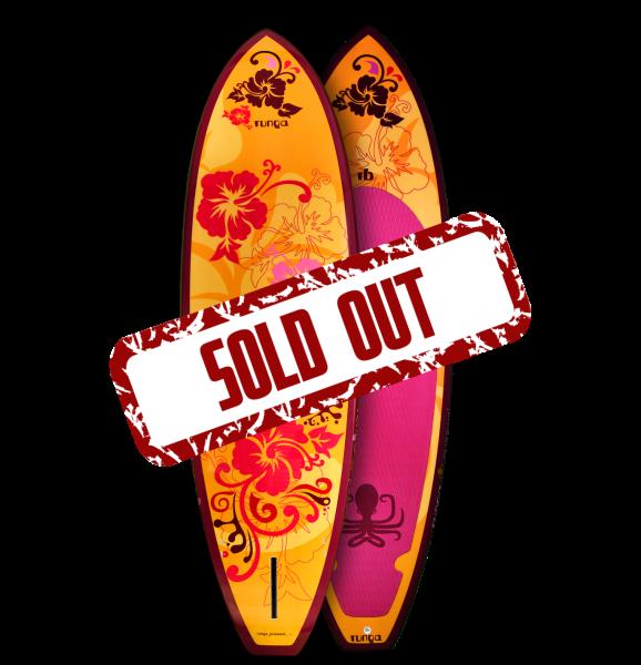 PUAAWAI SURF EPX ORANGE